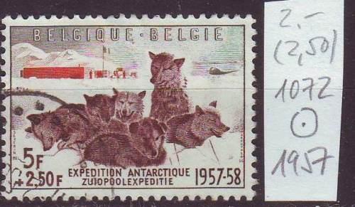 Alte Briefmarke Belgien Starke Verpackung Belgien
