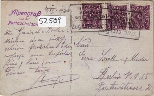 Nürnberg Passau // Bahnpost 1974 Briefmarken Diverse Philatelie
