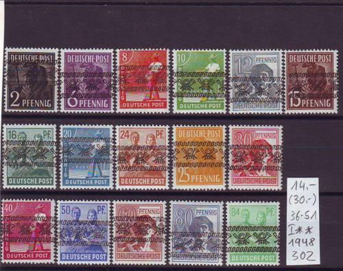 Briefmarken Der Westzonen Kaufen Seba Berlin